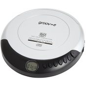 Groov-e Retro Series Personal CD Player test